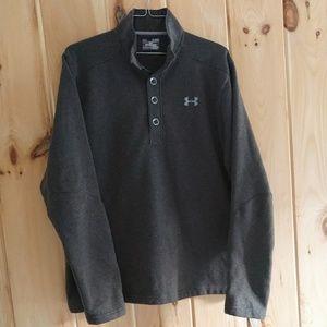 Thick fleece sweater